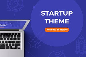 Startup Theme for Keynote