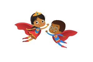 Superhero Kindergarten Party