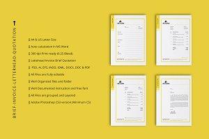 Brief-Estimation-Invoice-Letterhead