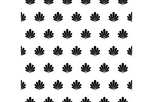 Floral seamless repeating pattern