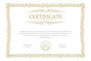 Certificate318