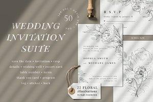 Refinement – wedding set