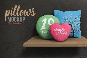 Pillow Mockup