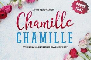 Chamille   sweet script