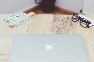 Minimalist Workspace II