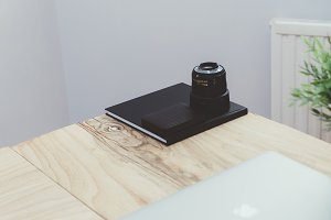 Minimalist Workspace V