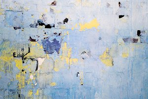 Distressed Painted Texture