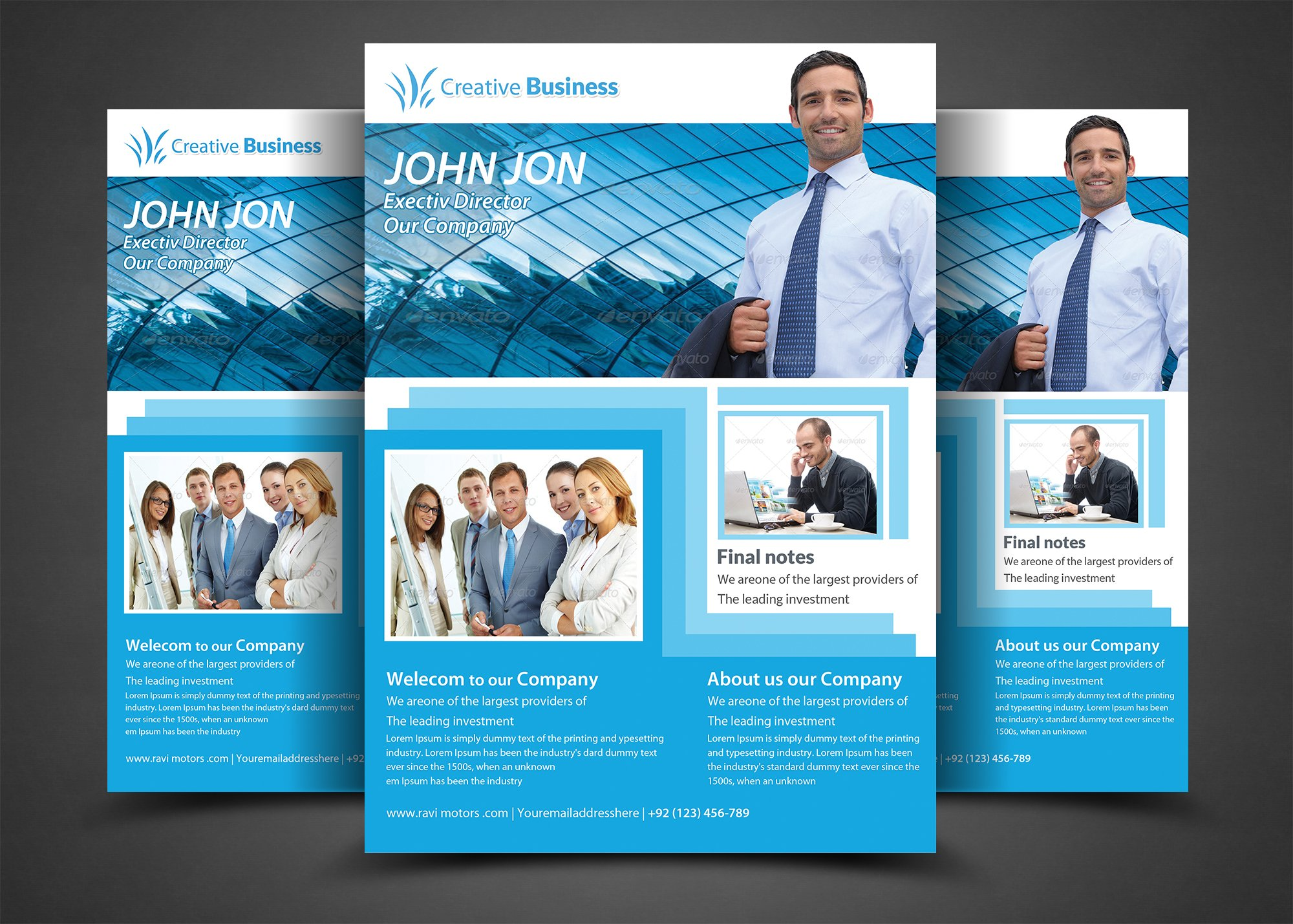 apartment flyer photos graphics fonts themes templates corporate business flyer template