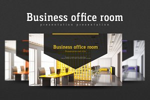 Business Office Room