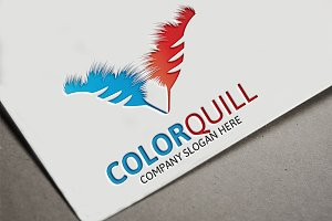 Color Quill Logo