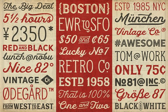 Hanley Font Collection in Script Fonts - product preview 27
