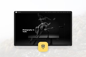 Eram - Photography & Portfolio Theme