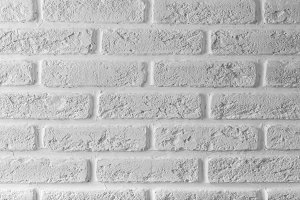 Modern white brick wall texture for