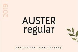 Auster Regular 50% off