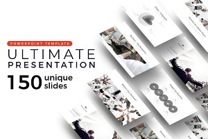 Ultimate Pitch Deck Template