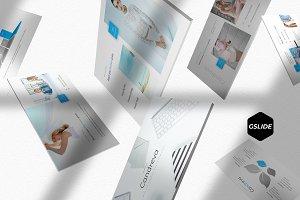 Candreva - Google Slides Template