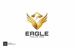 Eagle Shield - Logo Template