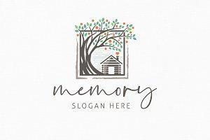Memory Logo Template