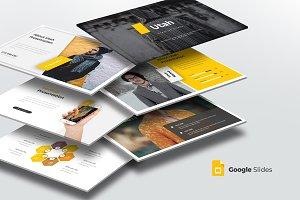 Utah - Google Slides Template
