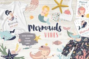 Mermaids vibes