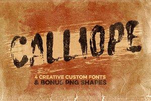 Calliope - Creative Lettering