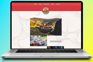 BarB - Barbecue WordPress Theme