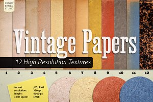 astype Vintage Papers