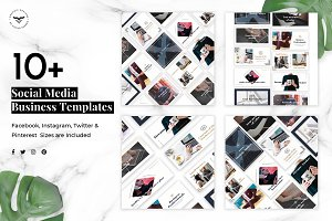 Social Media Business Templates