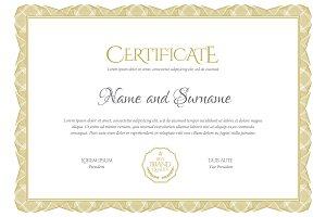 Certificate322