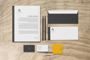Triad - Stationery Set