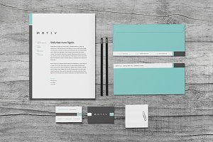 Motiv - Stationery Set