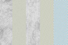 Letterpress & Dry-Ink Print Textures ~ Textures on ...