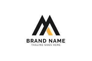 Initial M Logo