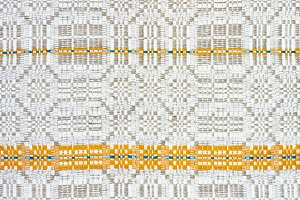 background linen fabric with a pattern of weaving