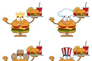 Hamburger Character Collection - 2