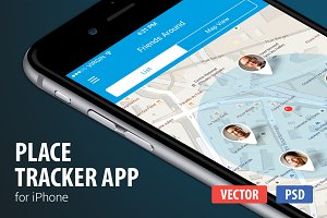Place Tracker App