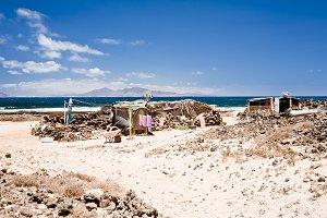 Village in Fuerteventura