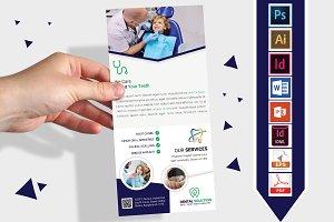 Rack Card   Dental DL Flyer Vol-02
