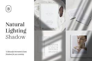 Natural Lighting Shadow Kit