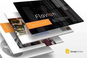 Flavian - Google Slides Template