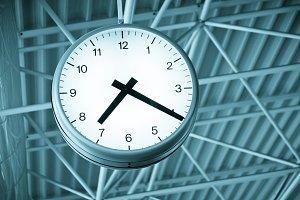 Clock. Time concept.