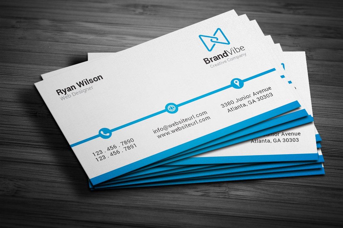 Norton Business Cards ~ Business Card Templates ~ Creative Market