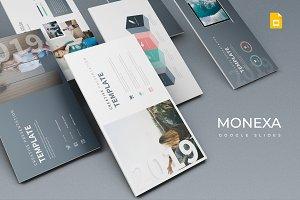 Monexa - Google Slide Template