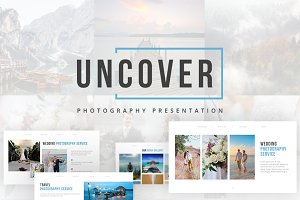 Uncover - Photography Presentation