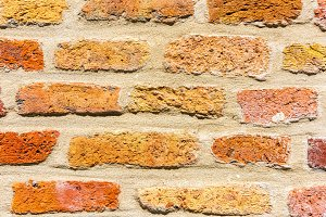 Red Brick Wall Texture