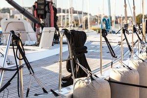 Sailboat Side Fenders