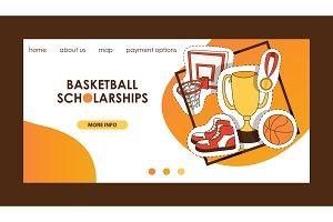 Basketball vector sport basket-ball