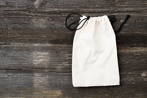 Eco bag. The main concept of