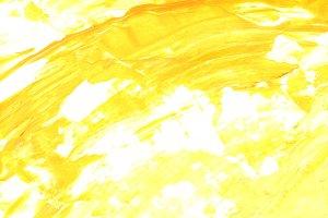 Yellow & white textured background