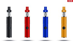 Vaping pen device kit and mod